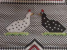 bordado em, bordado feito, feito por, em geral, chicken scratch