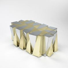 Paul Evans, Coffee table for Directional, 1970s