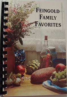 These recipes are compiled from members of Feingold, in order to be sure that they follow the guidelines of the Feingold Program you need to know what brand names are accepted as well.  These lists are provided to you when you join or renew your membership.  Do keep in mind that products mentioned might not be accepted any longer.  If you notice this please let me know and I will try to update it.