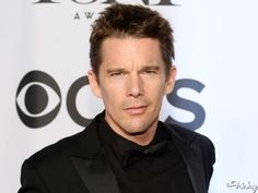 Nerd Girl Porn: Ethan Hawke & 10 Other Men Who Are Feminists