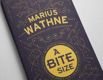 BITE SIZE - Self promo by Marius Wathne, via Behance