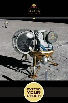 Golden Spike to Offer Commercial Human Missions to the Moon