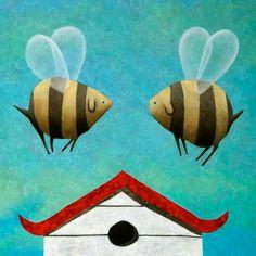 buzz.... Alexis St.John