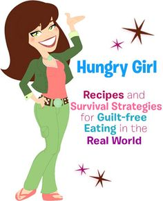 This woman is amazing! She makes low calorie dishes and drinks, and they actually taste phenomenal! You can find her and lots of recipes here : http://www.hungrygirl.com