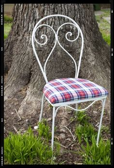 diy seat cushion