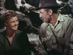 Ingrid Bergman & Gary Cooper - For Whom The Bell Tolls