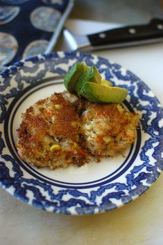 Need these crab cakes from Gluten Free Girl