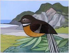 binney 2008, lovethi art, l1 art, art imag, zealand art, binney bird, don binney, bird art, nz artist