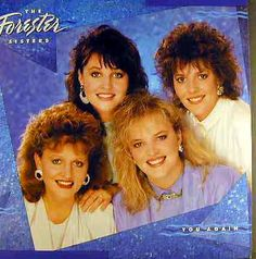 the forester sisters loved their music - Bing Images
