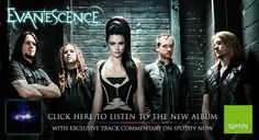 Want to know what lead singer Amy Lee considers to be the most intimate song on the new album? Check out 'Evanescence (Deluxe Version) with Bonus Commentary' on Spotify to find out! http://spoti.fi/HV2bf6