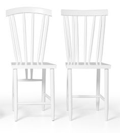 Two for $650 FAMILY CHAIR 3+4 WHITE