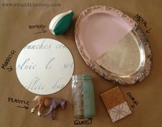 what chalk paint can paint...good examples