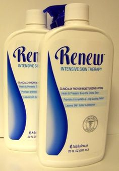 Renew Intensive Skin Therapy Lotion, 20 Fl Oz (Pack of 2)