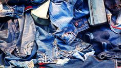 9 uses for old jeans