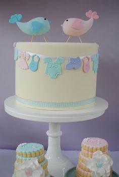Little Big Company | The Blog: A Sweet Pastel Themed Baby Shower by Style My Table