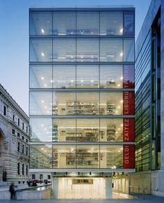 Biblioteca Foral de Bizkaia, Bilbao.