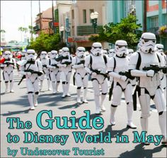 The Guide to Walt Disney World in May by Undercover Tourist (@Donna Suh Wageman Tourist). #Disney #Disneyworld