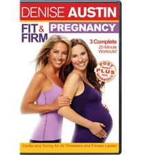 Pregnancy workout DVD's