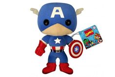Captain America Plush - Boing Boing Shop