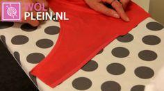 Jurk met strik naaien. Demonstratie voor het naaien van een leuke zomerjurk met strik. De jurk is te vinden op http://www.wolplein.nl/naaipa...