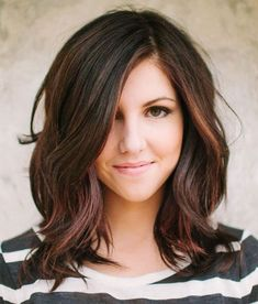 If i ever build the courage or feel too spontaneous. I am chopping off my hair and cutting it like this!