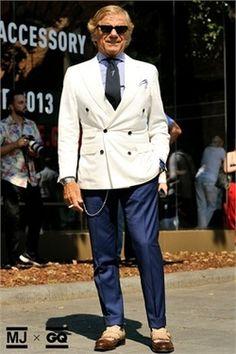 Pitti Uomo #fashion #menswear #suit