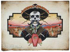 Derek Nobbs . Bandito