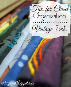 Diane's Vintage Zest!: Closet Clean-out!