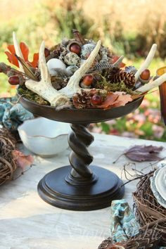 5 TIPS FOR A BEAUTIFUL CENTERPIECE.. Part II in a tablescaping series