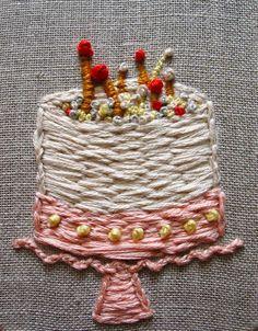 pretty embroidery