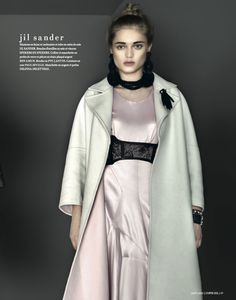 Jonathan Segade Lenses the Best of the Fall Collections for LOfficiel Paris August 2012