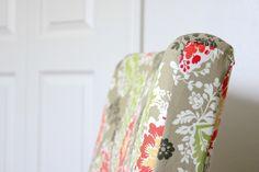 delia creates: Recovering Furniture
