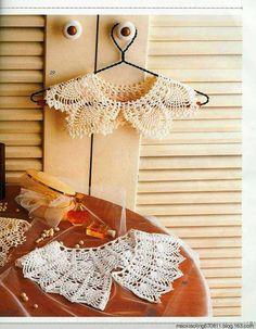 Golas de crochê dão um charme ao visual! #crochê #tendência #CoatsCorrente