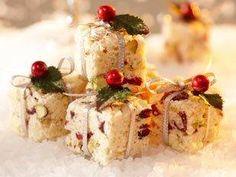 White Christmas crac