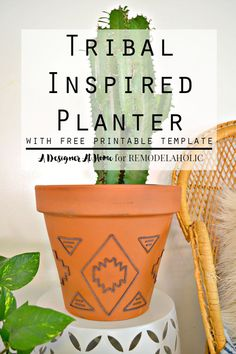 Give your plant pots