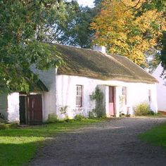 Ulster American Folk Park, Omagh, County Tyrone, Northern Ireland
