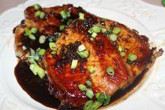 Awesome Asian Pork Chop - Asian Recipes