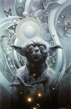 Master's Force by Tsuneo Sanda  http://www.sandaworld.com