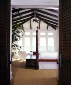 tropical bedroom by Group 3