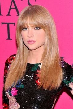 #TheList: Holiday Hair. Taylor Swift