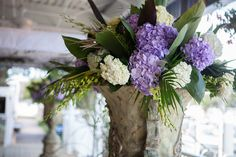 Centerpiece flower inspiration...