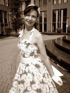 dress patterns, rockabilly dress pattern, rockabilli dress, free dress, 50s dresses