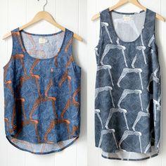 Tank Sewing Pattern