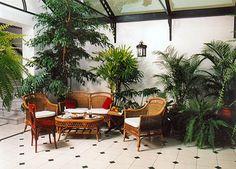 Jardines de interior