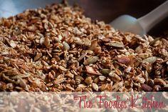 Best Granola Recipe by The Foodies' Kitchen, via Flickr