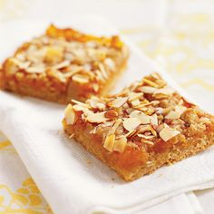 Peach Squares Recipe - Cook's Country from Cook's Country