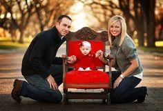 small family photo