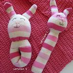 sew, craft, tutorials, sock animals, toy, anim rattl, socks, babi, diy