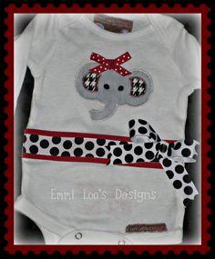 cute cute cute ... LOVE the Polka Dots!