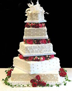best wedding cake #awesomeweddings